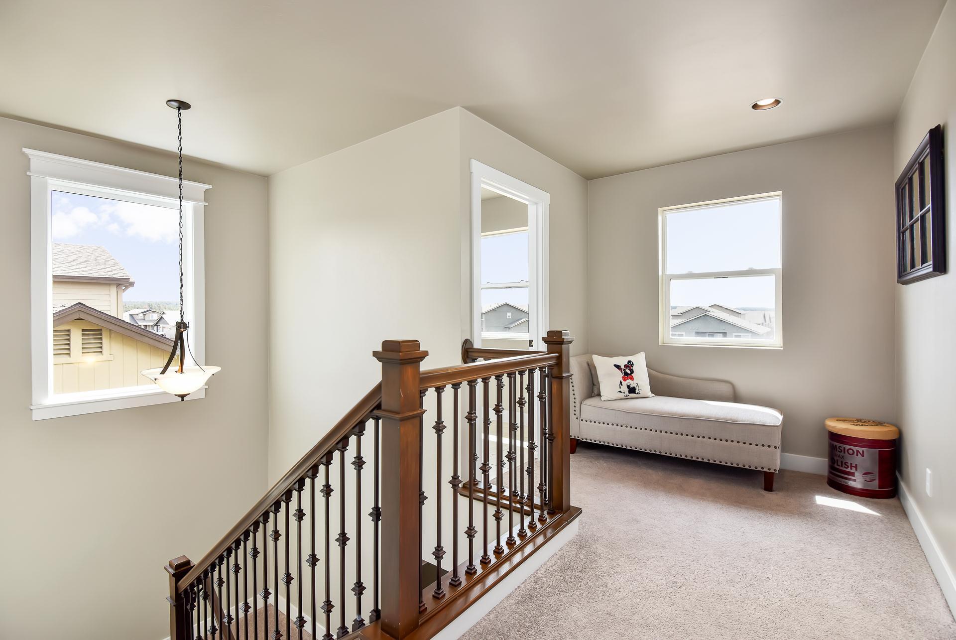 Living Area featured in the Flagstaff Meadows Plan 1941 By Capstone Homes in Flagstaff, AZ