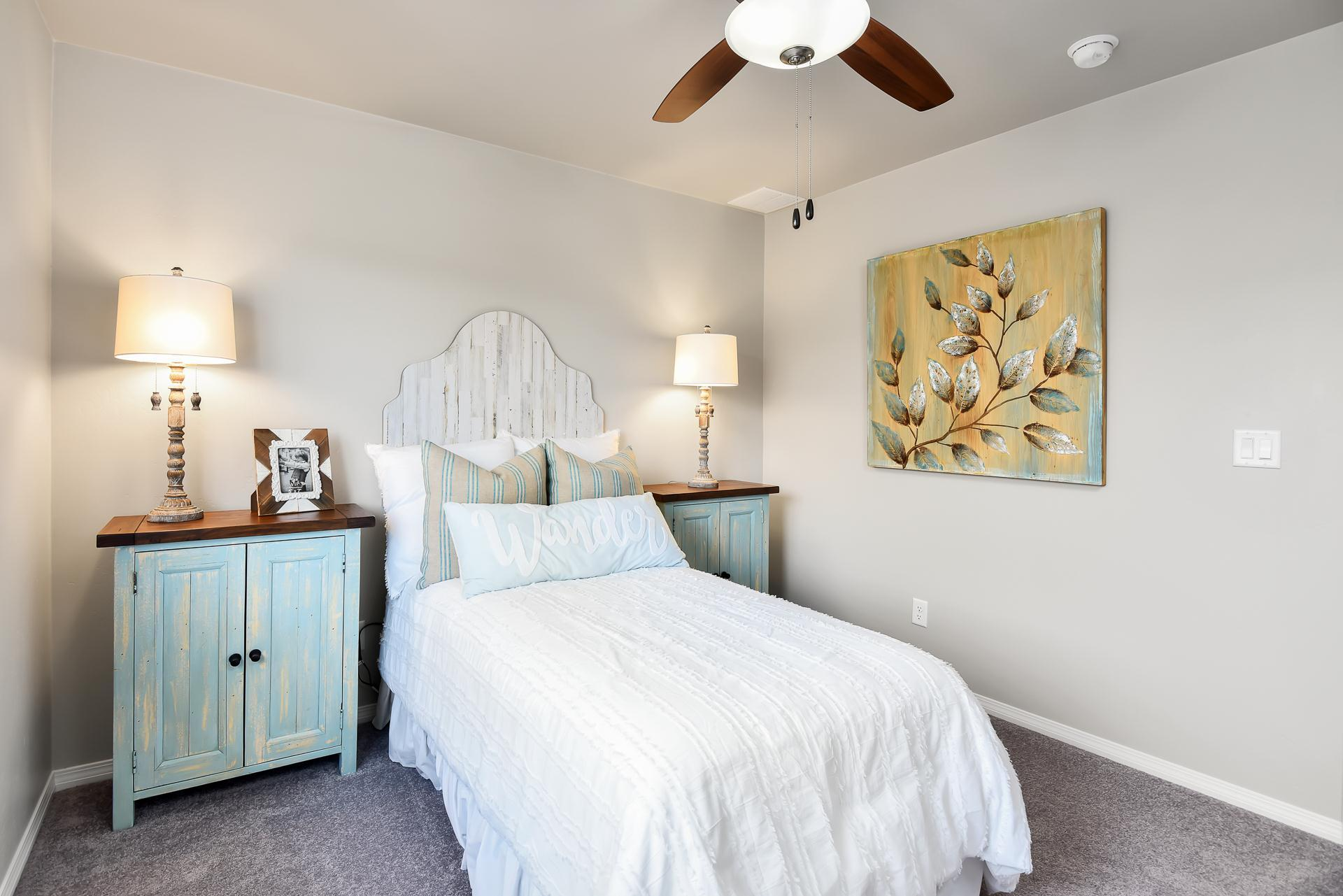 Bedroom featured in the Flagstaff Meadows Plan 2090 By Capstone Homes in Flagstaff, AZ