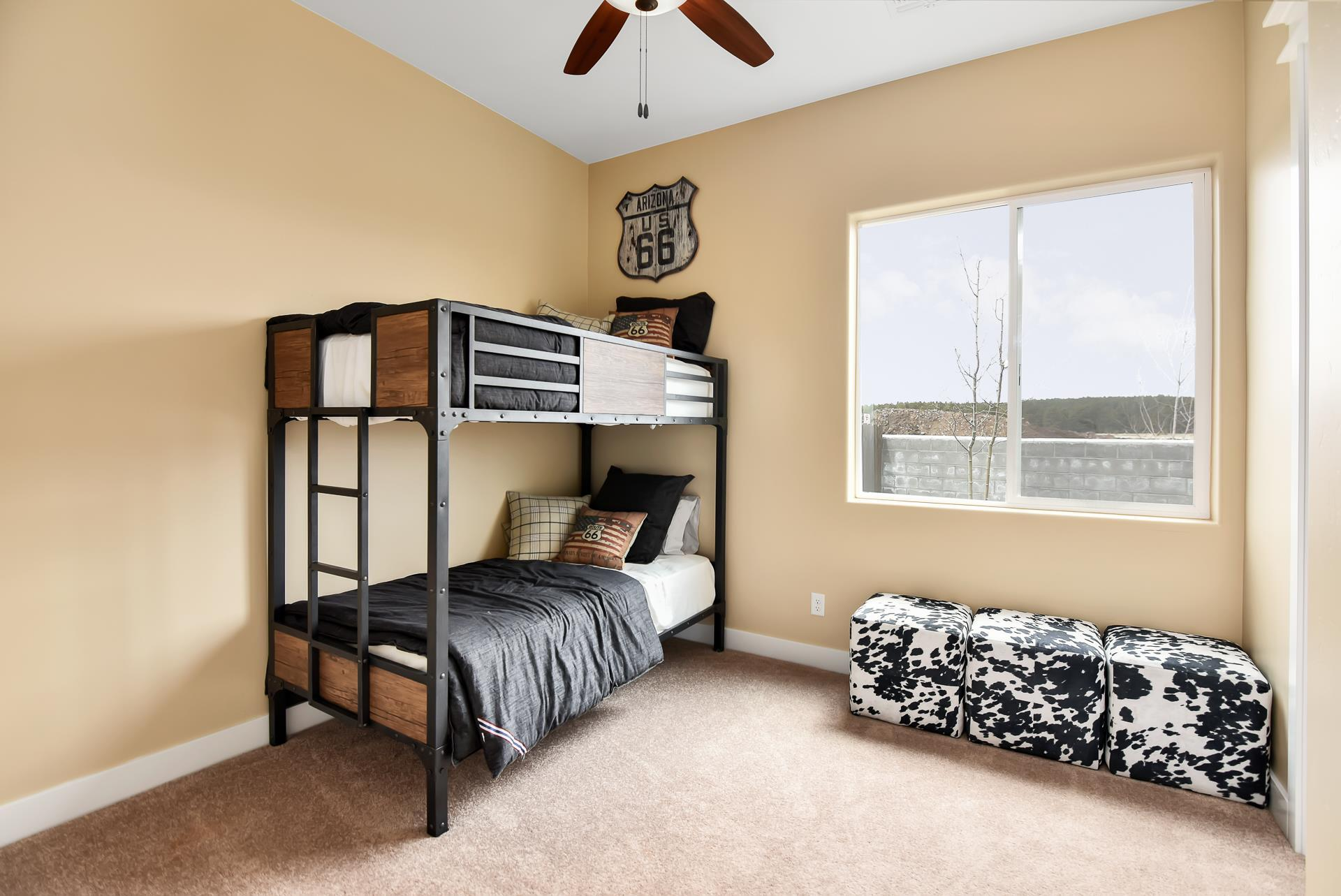 Bedroom featured in the Flagstaff Meadows Plan 1896 By Capstone Homes in Flagstaff, AZ