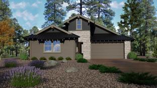 Timber Sky Plan 2467 - Orion at Timber Sky: Flagstaff, Arizona - Capstone Homes