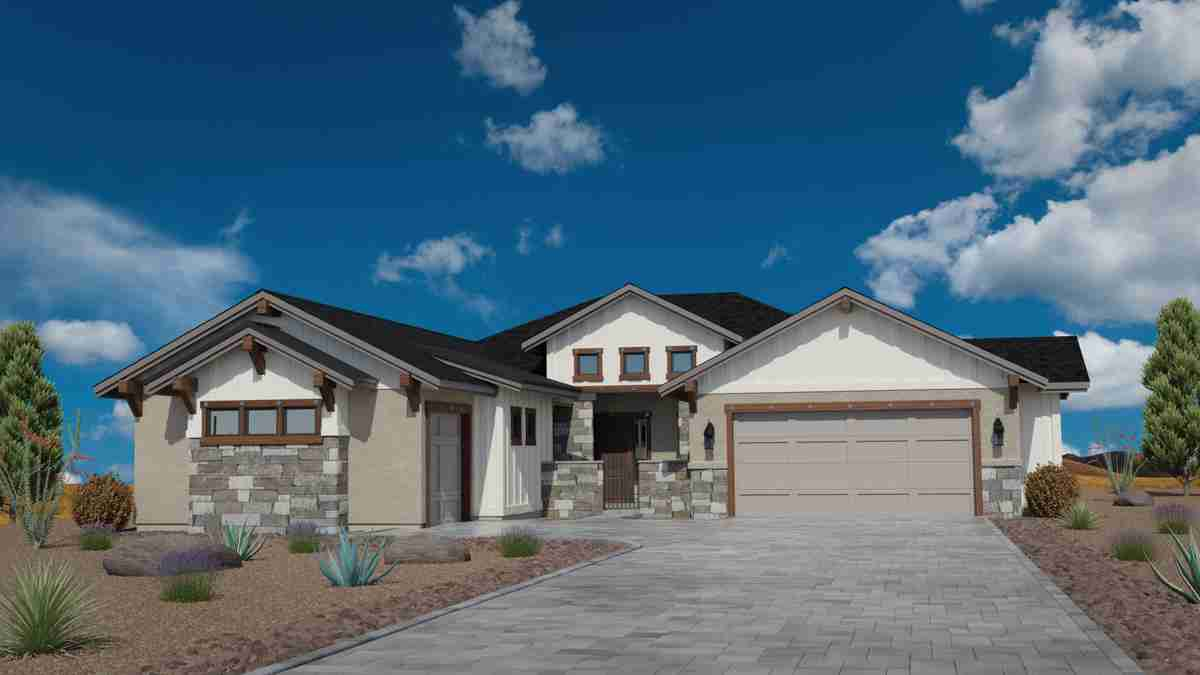Jasper Featured Plan 2382 Standard