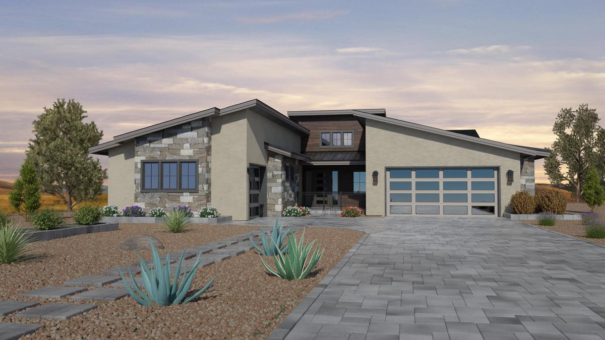 Jasper Featured Plan 2382 Modern