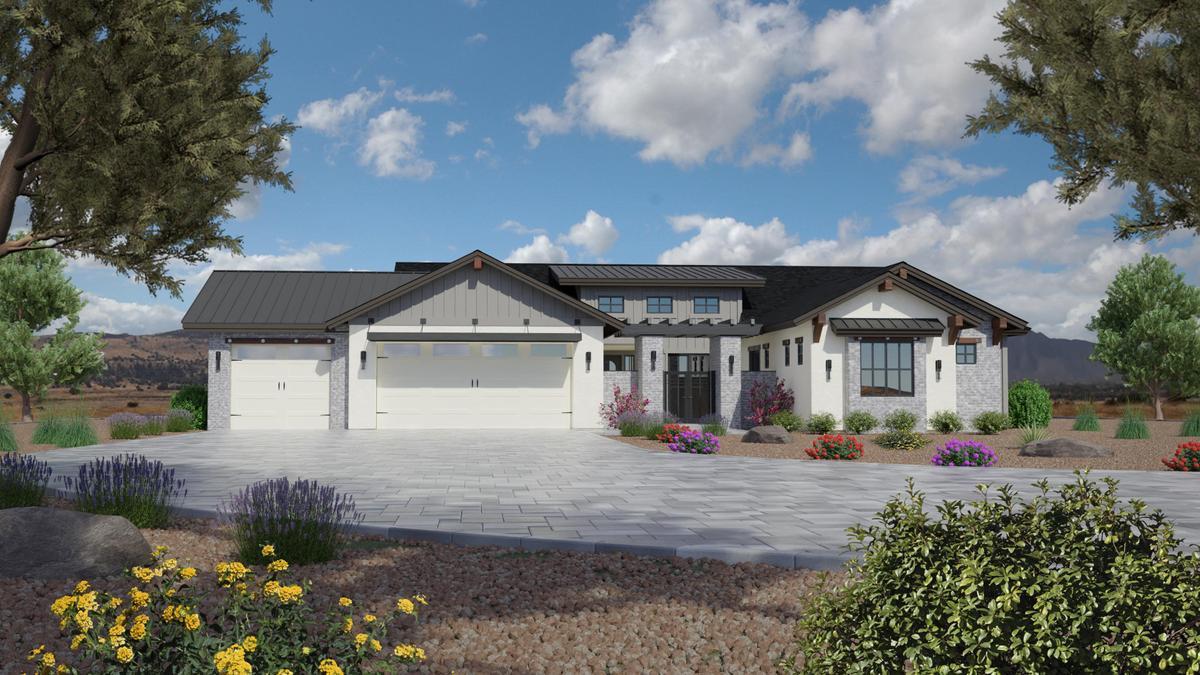 Jasper Featured Plan 2672 Farmhouse