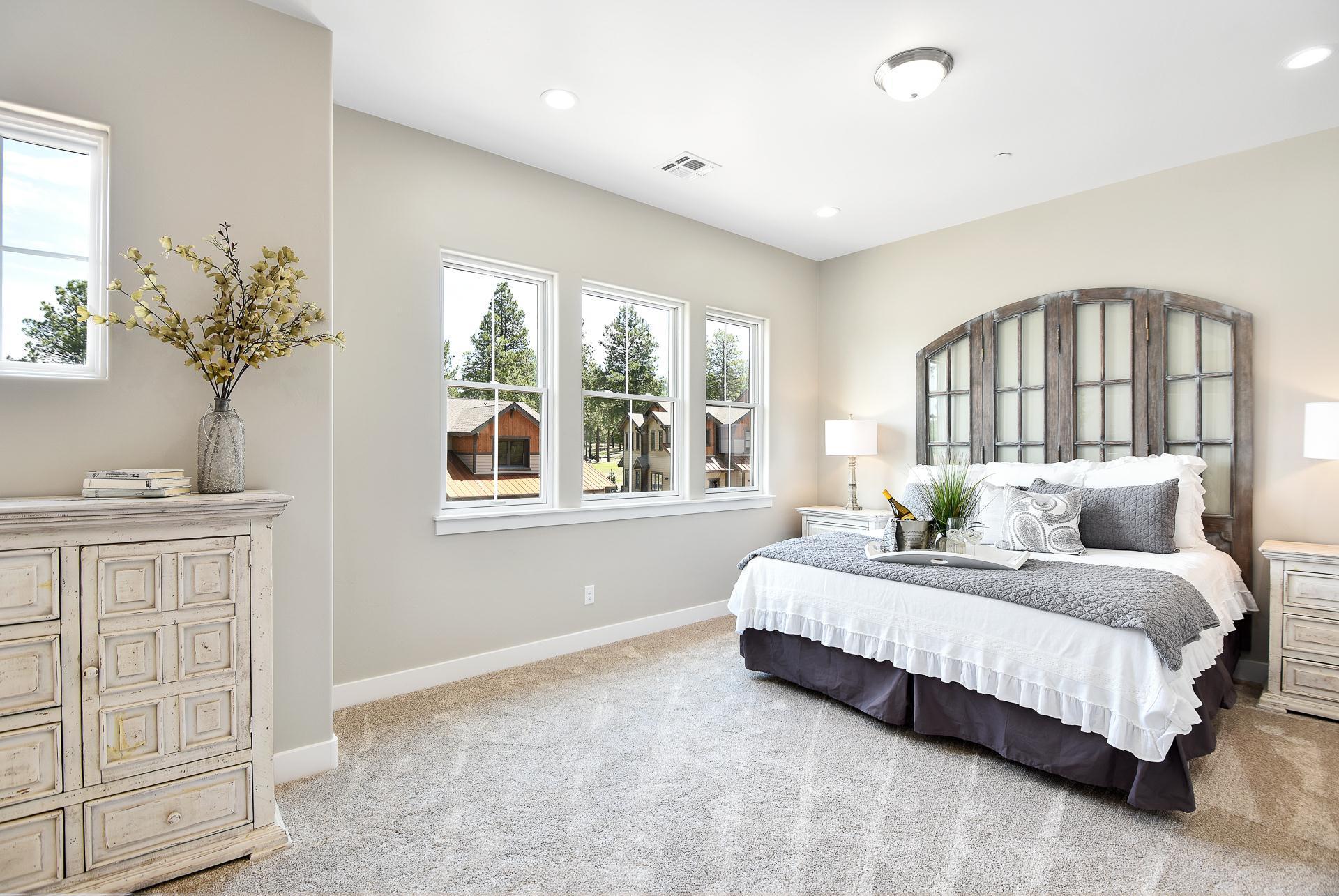Bedroom featured in the Aspen Ridge Plan 6 By Capstone Homes in Flagstaff, AZ
