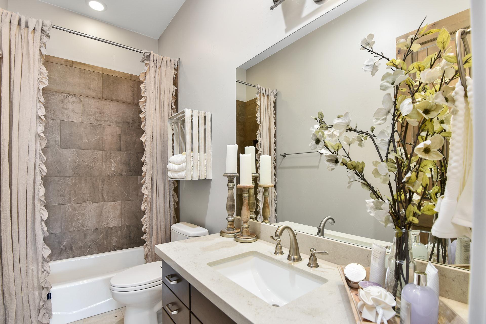 Bathroom featured in the Aspen Ridge Plan 6 By Capstone Homes in Flagstaff, AZ
