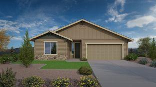 Flagstaff Meadows Plan 1572 - Flagstaff Meadows: Bellemont, Arizona - Capstone Homes