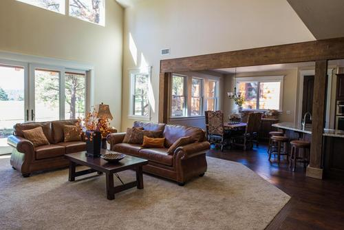Greatroom-and-Dining-in-Aspen Shadows Plan 2834-at-Capstone Homes at Flagstaff Ranch-in-Flagstaff