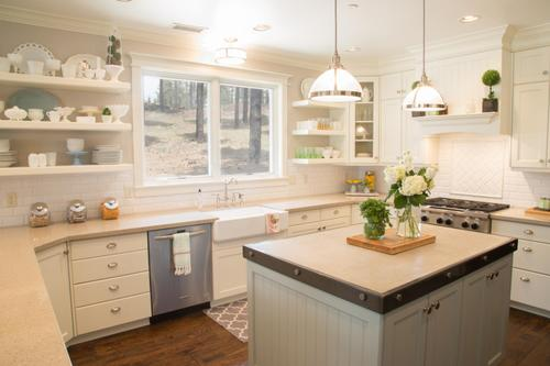 Kitchen-in-Aspen Shadows Plan 3405-at-Capstone Homes at Flagstaff Ranch-in-Flagstaff