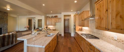 Kitchen-in-Aspen Ridge Plan 1-at-Aspen Ridge at Flagstaff Ranch-in-Flagstaff