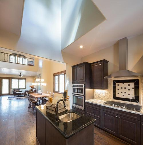 Kitchen-in-Aspen Ridge Plan 2-at-Aspen Ridge at Flagstaff Ranch-in-Flagstaff