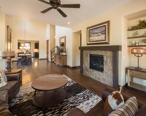 Greatroom-and-Dining-in-Aspen Ridge Plan 2-at-Aspen Ridge at Flagstaff Ranch-in-Flagstaff