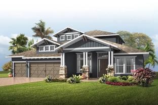 St. Lucia 2 - Bexley: Land O' Lakes, Florida - Cardel Homes