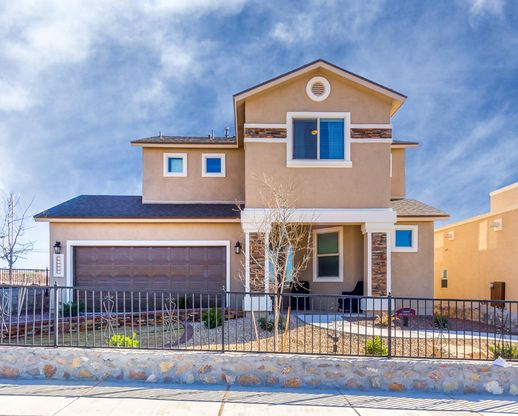 Tres Sue os Signature Series in El Paso TX New Homes Floor Plans – Carefree Homes Floor Plans