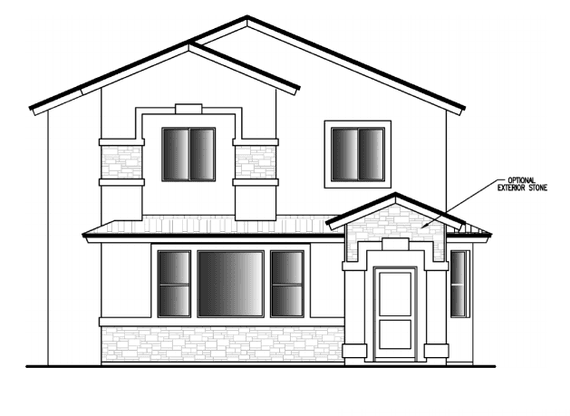 Elevation A
