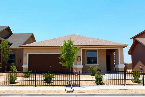 El paso tx new homes el paso texas home builders move for New construction homes in el paso tx