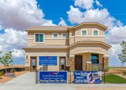 Sunset Valley Estates by CareFree Homes in El Paso Texas