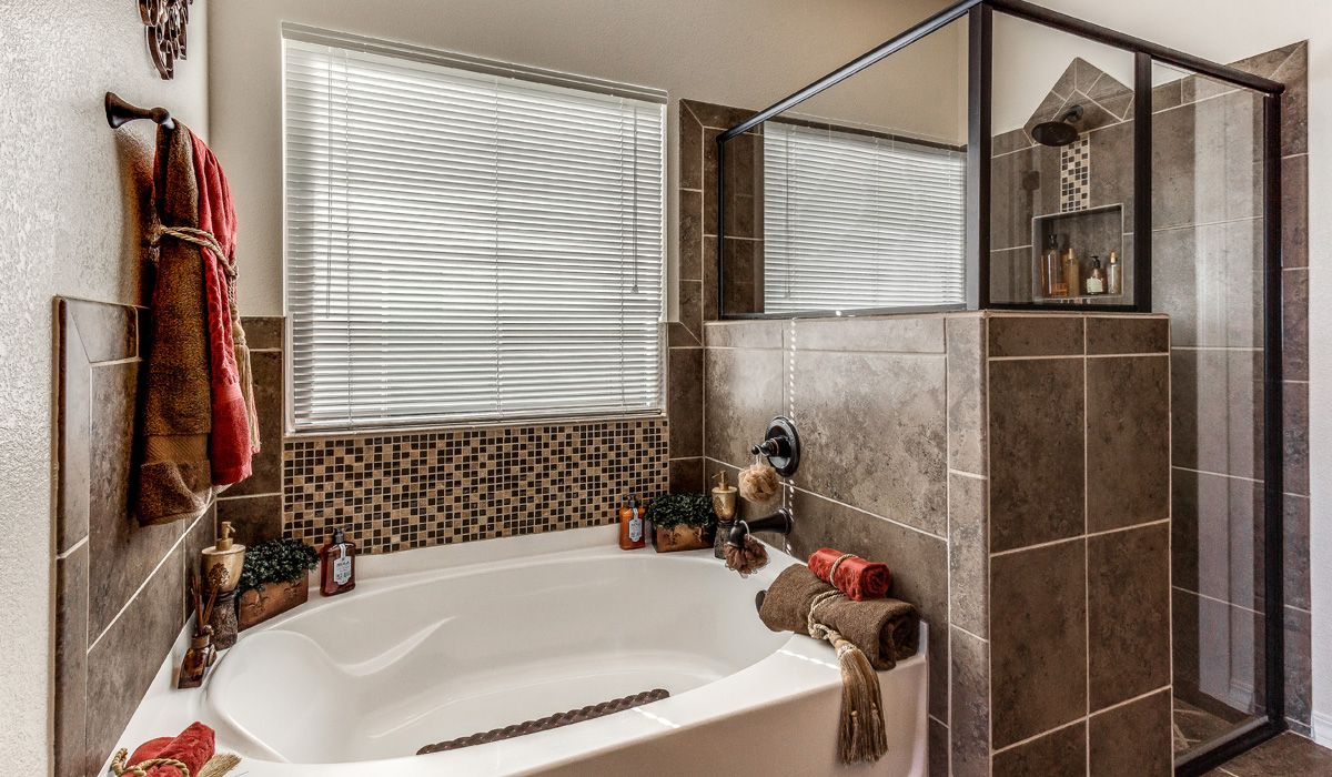 Bathroom featured in the Cambridge By CareFree Homes in El Paso, TX