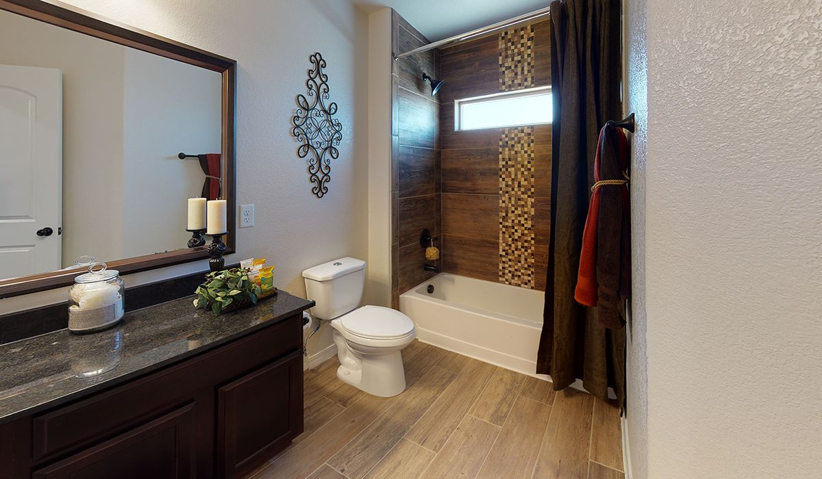 Bathroom featured in the Franklin By CareFree Homes in El Paso, TX