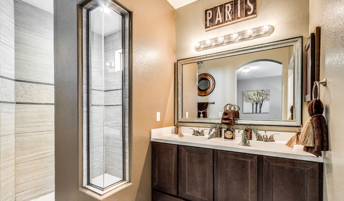 Bathroom featured in the Belize By CareFree Homes in El Paso, TX