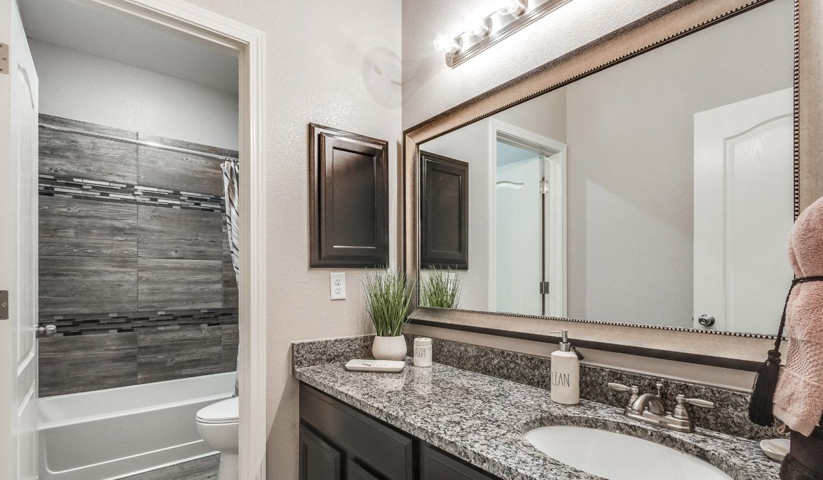 Bathroom featured in the Venice By CareFree Homes in El Paso, TX