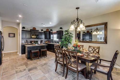 Kitchen-in-DH 4030-at-Gateway Estates-in-El Paso