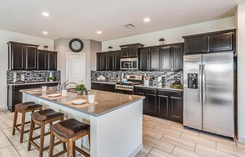 Kitchen-in-DH 4029-at-Gateway Estates-in-El Paso
