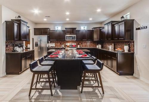 Kitchen-in-DH 4627-at-Gateway Estates-in-El Paso