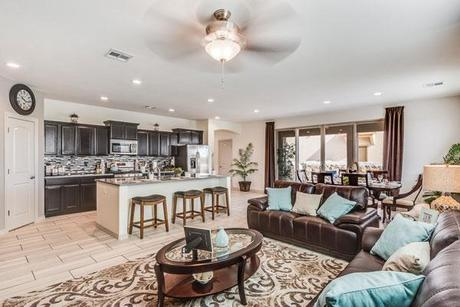 Greatroom-and-Dining-in-DH 4627-at-Gateway Estates-in-El Paso