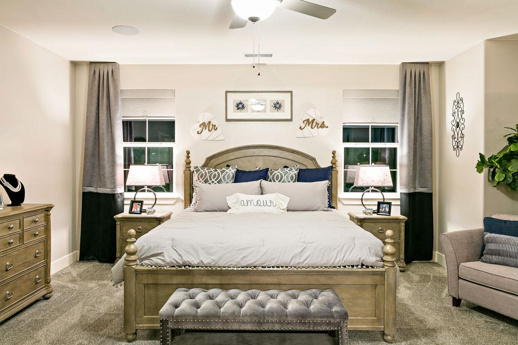 Bedroom featured in the Triumph Plan II #2626 By Carefree Homes Utah in St. George, UT