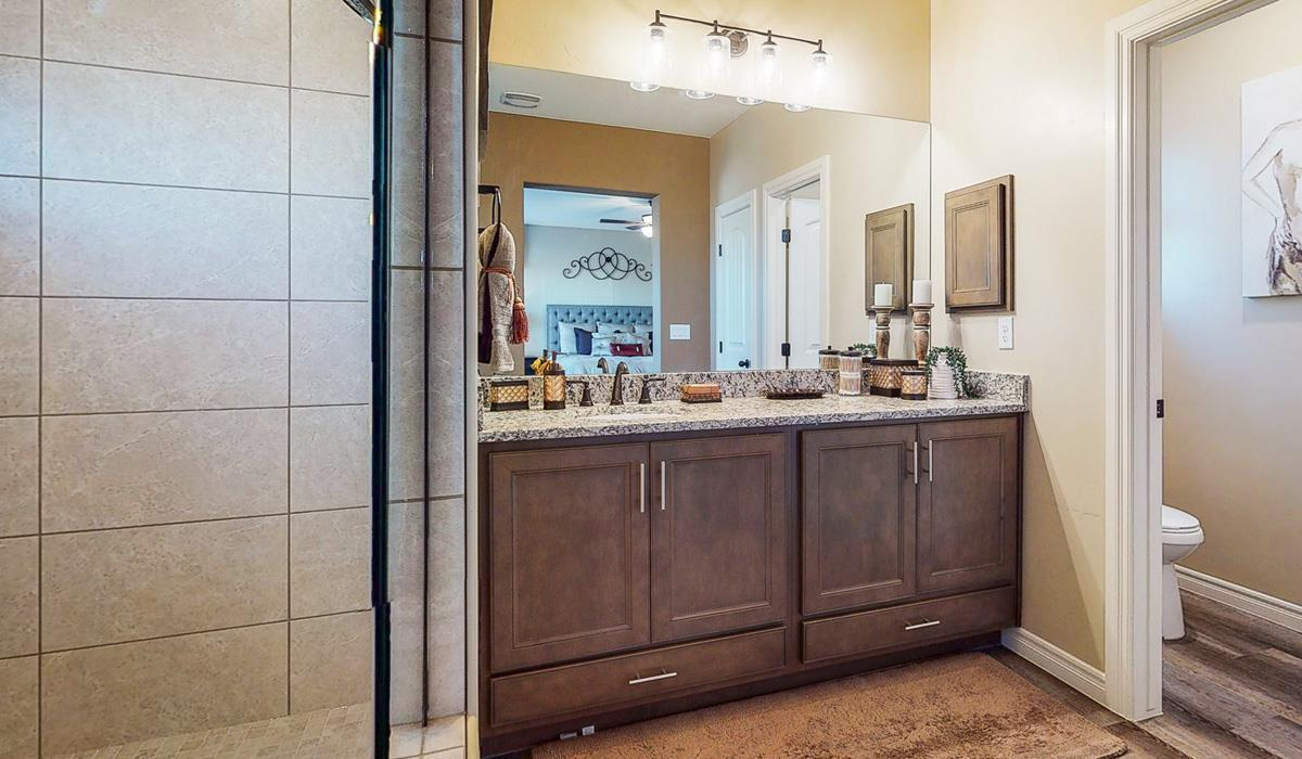 Bathroom featured in the Freedom Plan #2618 By Carefree Homes Utah in St. George, UT