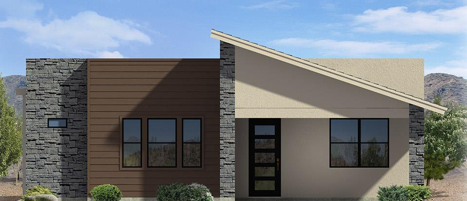 Exterior featured in the Norway Plan #2812 By Carefree Homes Utah in St. George, UT