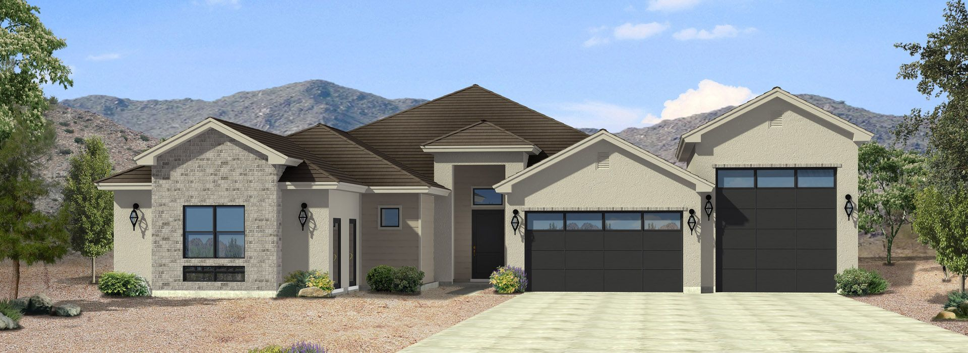 Exterior featured in the Azalea RV By Carefree Homes Utah in St. George, UT