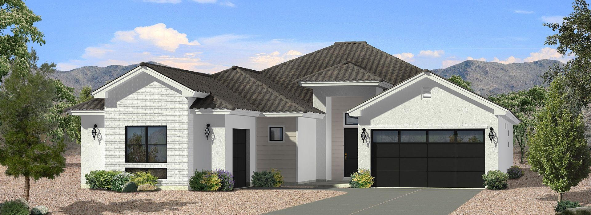 Exterior featured in the Azalea By Carefree Homes Utah in St. George, UT