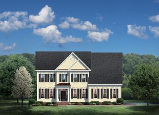 The Oxford - CarrHomes Custom Build - Fairfax and Loudoun County: Fairfax, District Of Columbia - CarrHomes