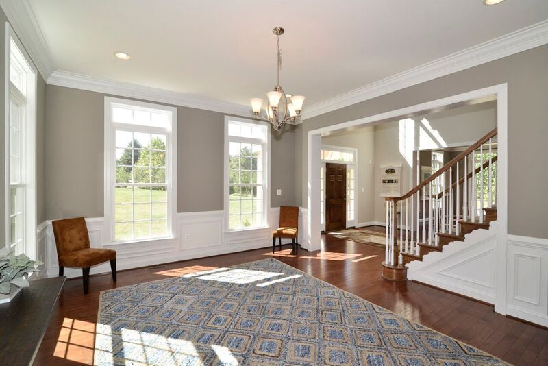 Bedroom featured in The Augusta By CarrHomes in Washington, VA