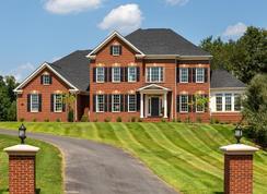 The Oakton - Weber Place: Oakton, Maryland - CarrHomes