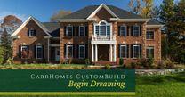 CarrHomes Custom Build - Fairfax and Loudoun County by CarrHomes in Washington Virginia
