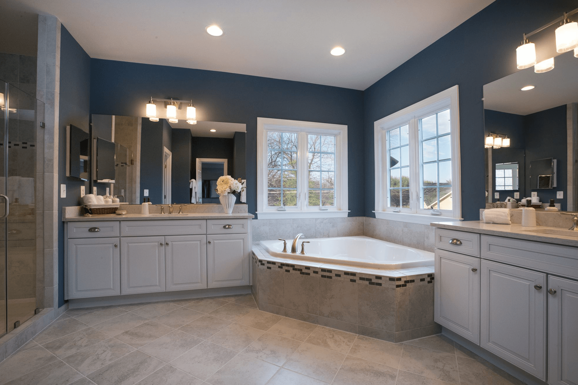 Bathroom featured in The Augusta By CarrHomes in Washington, VA