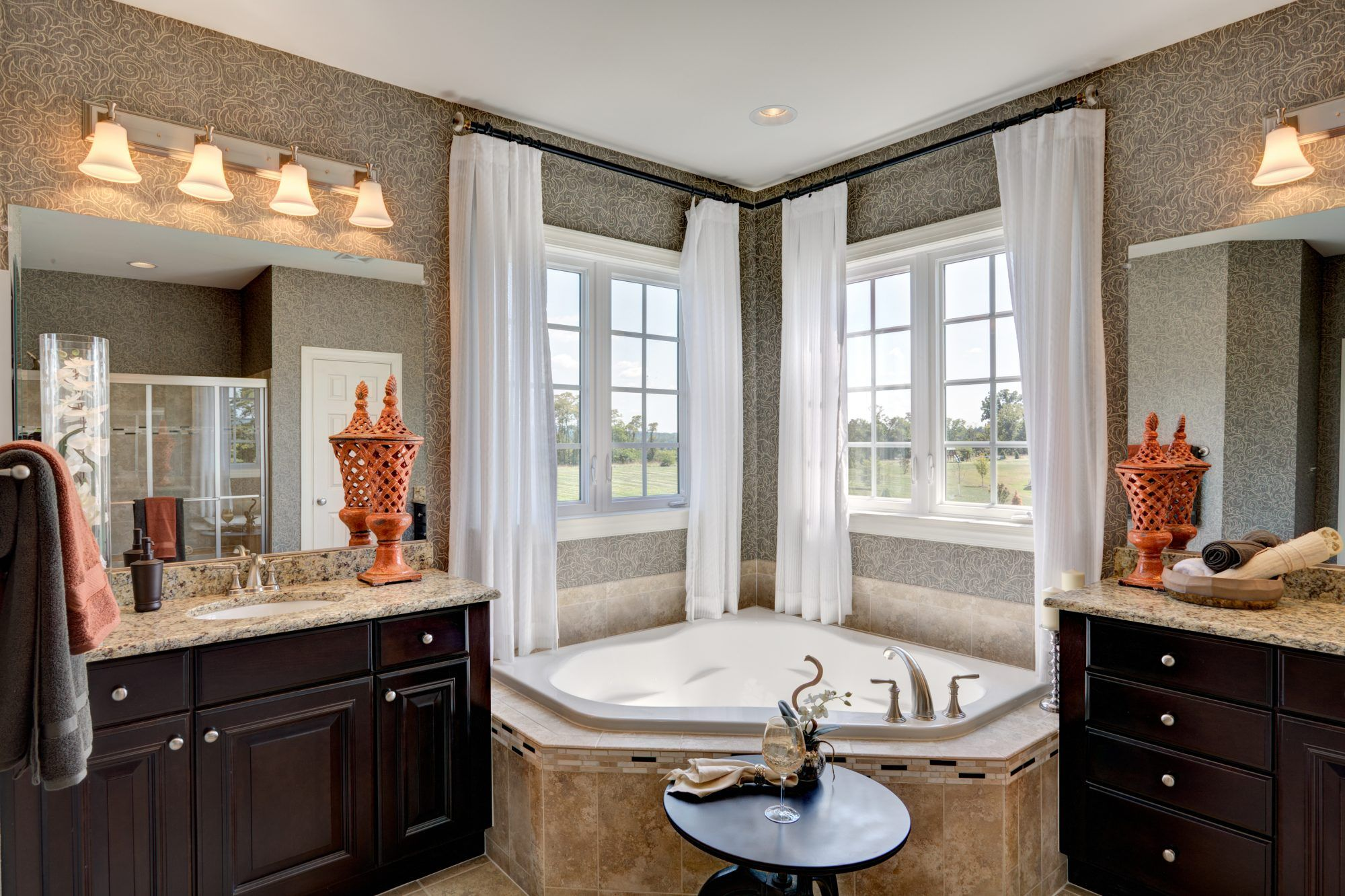 Bathroom featured in The Lancaster By CarrHomes in Washington, VA