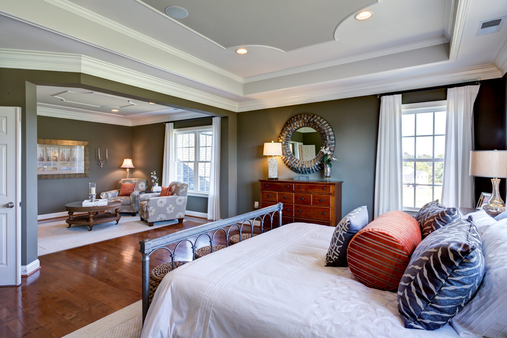 Bedroom featured in The Lancaster By CarrHomes in Washington, VA