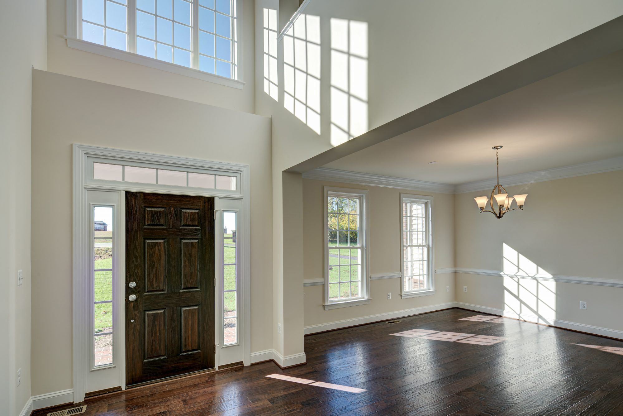 Living Area featured in The Pinehurst By CarrHomes in Washington, VA