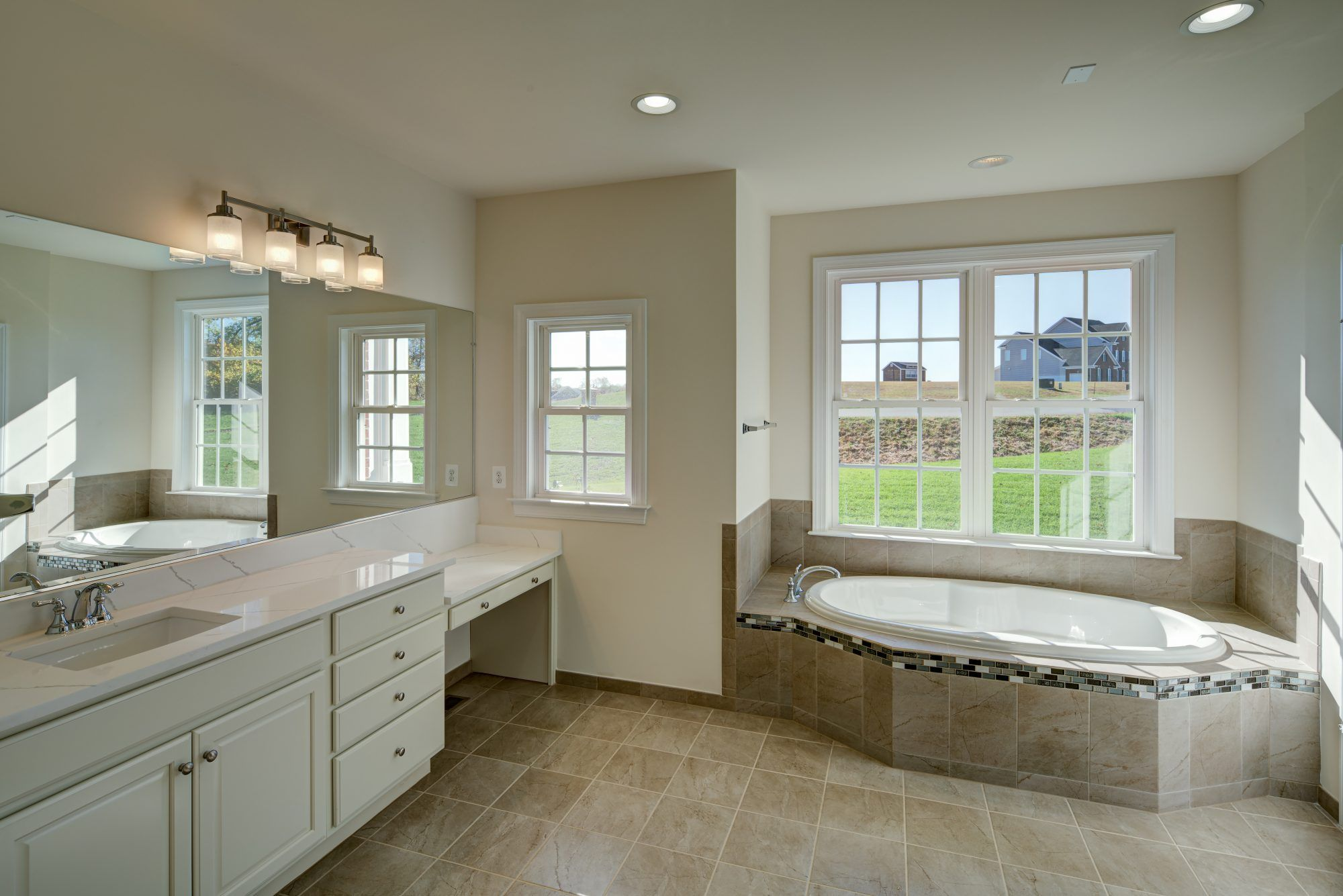 Bathroom featured in The Pinehurst By CarrHomes in Washington, VA