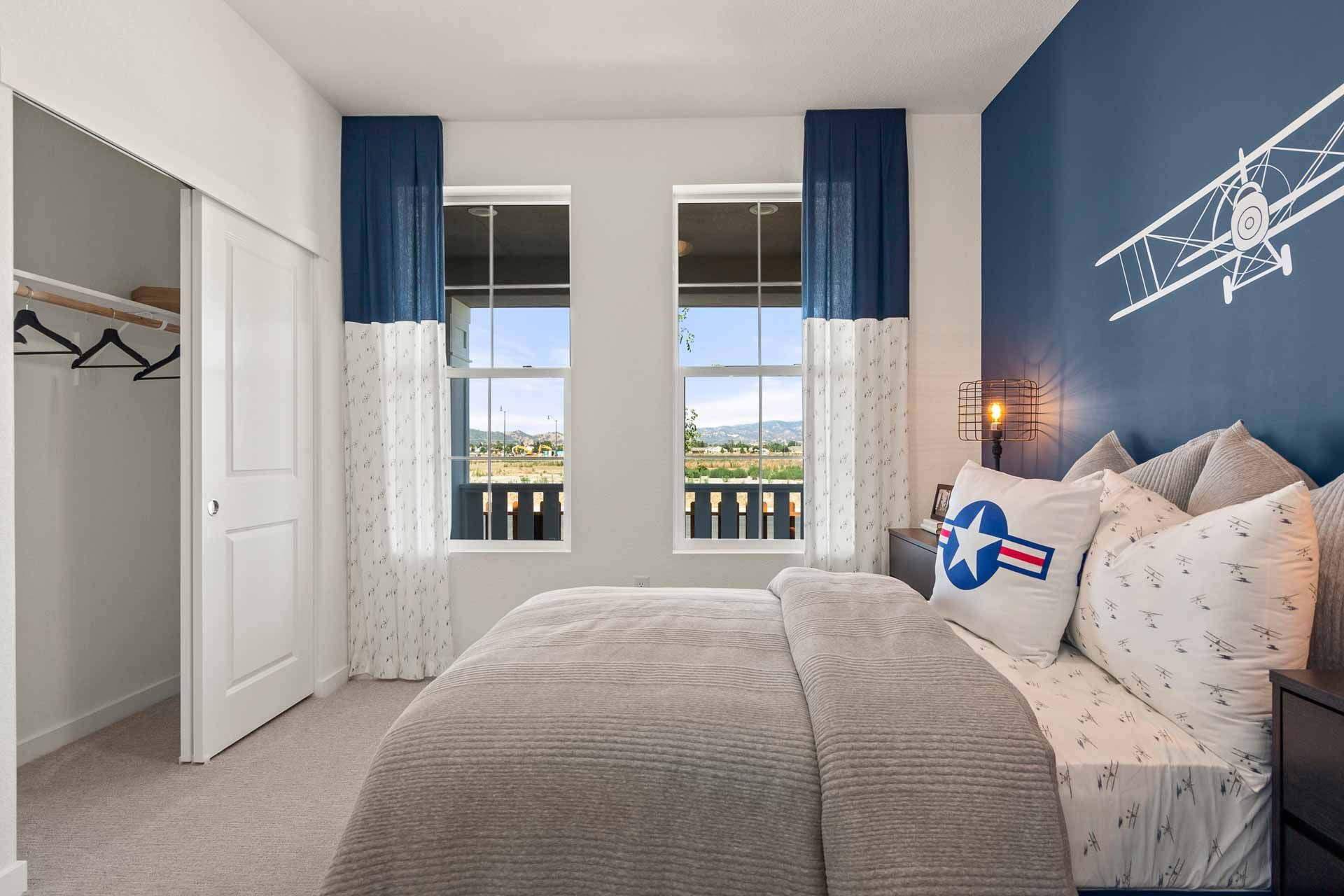 Bedroom featured in the Residence 2 By Carson Homes in Vallejo-Napa, CA