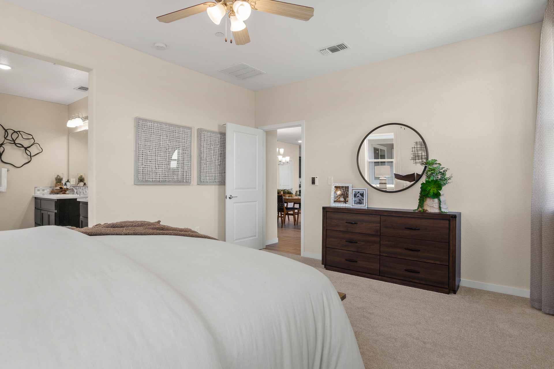 Bedroom featured in the Residence 3 By Carson Homes in Vallejo-Napa, CA