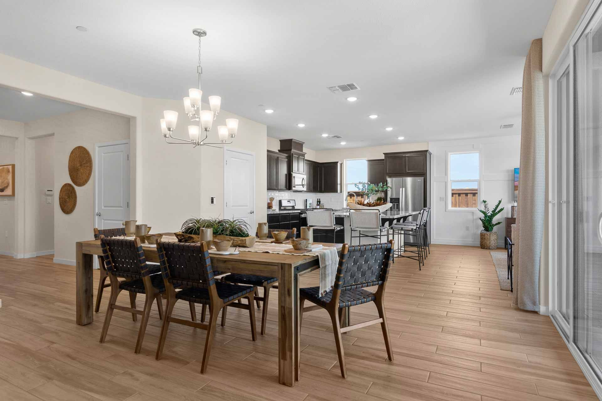 Kitchen featured in the Residence 3 By Carson Homes in Vallejo-Napa, CA