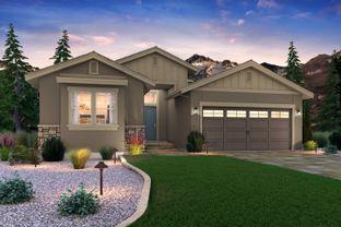 Aspen w/ Basement - Mountain Meadow Estates: Carson City, Nevada - Carter Hill Homes