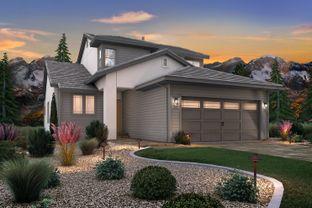 Juniper w/ Basement - Mountain Meadow Estates: Carson City, Nevada - Carter Hill Homes