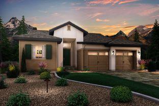 Ponderosa w/ Basement - Mountain Meadow Estates: Carson City, Nevada - Carter Hill Homes