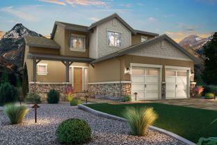 Sequoia w/  Walkout Basement - Mountain Meadow Estates: Carson City, Nevada - Carter Hill Homes