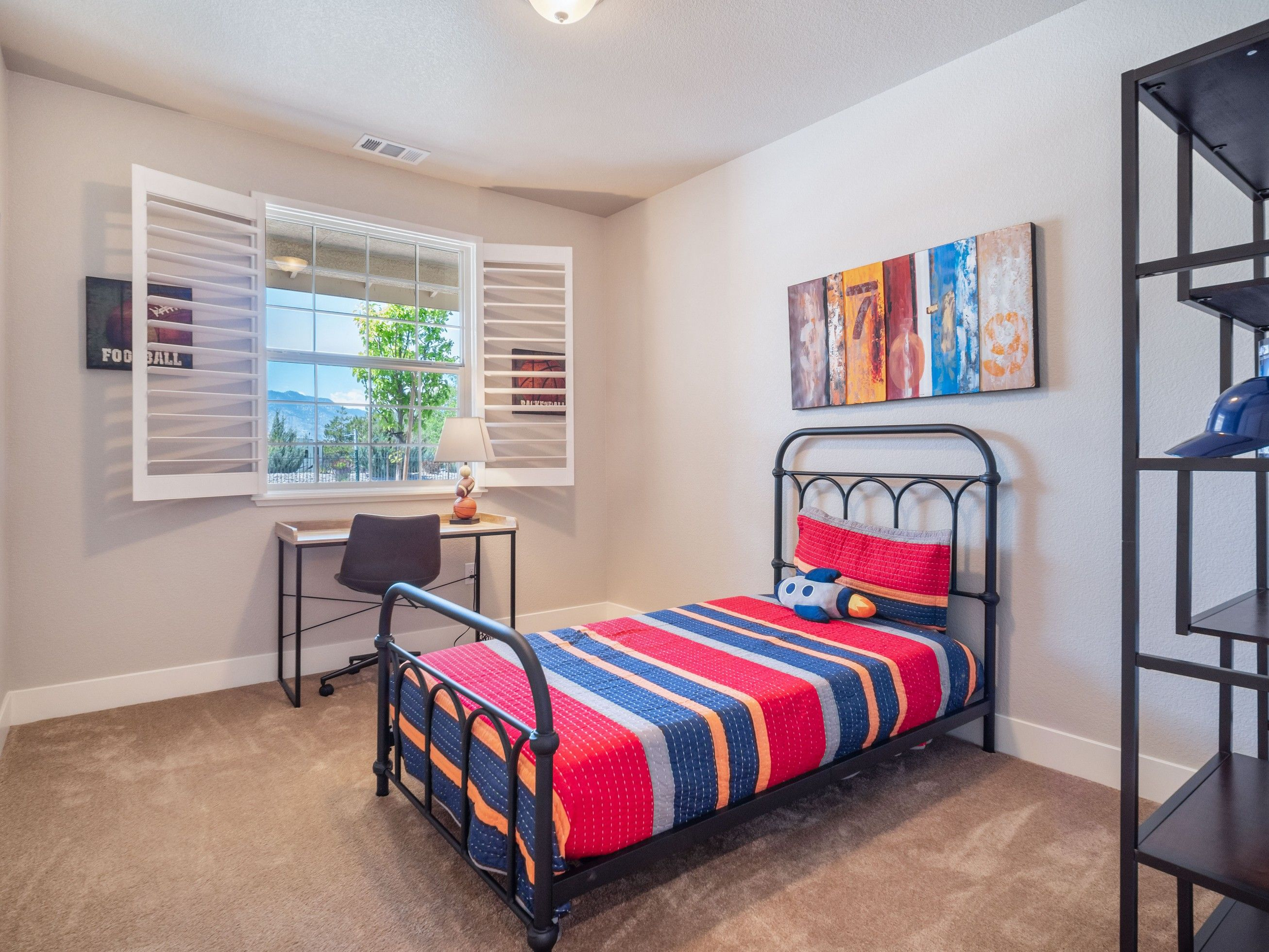 Bedroom featured in the Marigold By Carter Hill Homes in Reno, NV